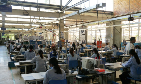 Ethical Manufacturing in Cambodia